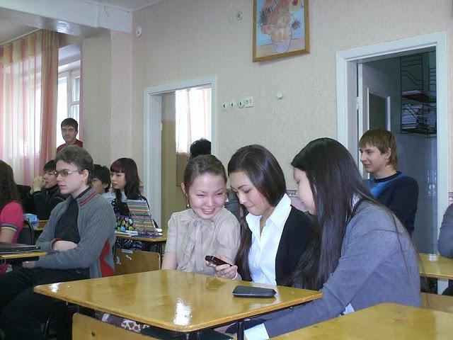 Ieinteresāti skolēni