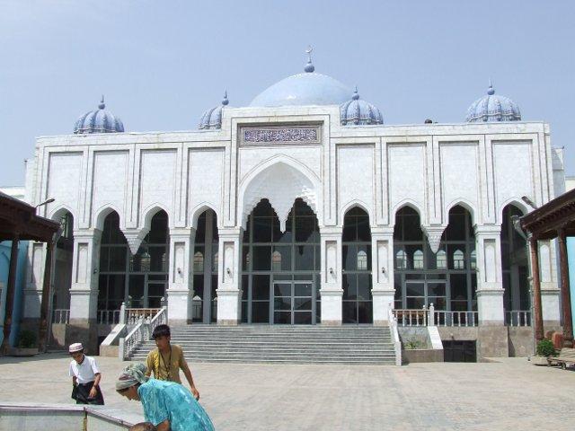 Mošeja Tadžikistānā
