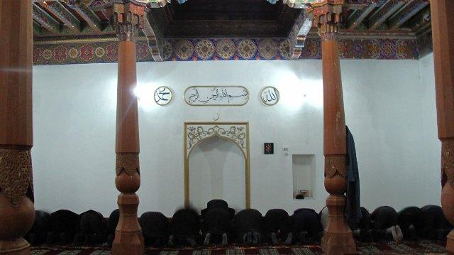 Mošeja un musulmaņi