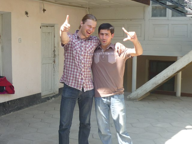 Guntis un Aziz