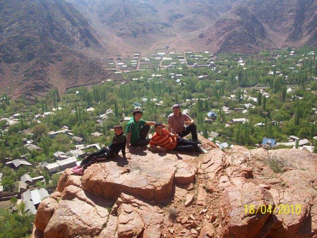 Kalnu ieleja