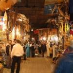 Lielākais tirgus Marokā
