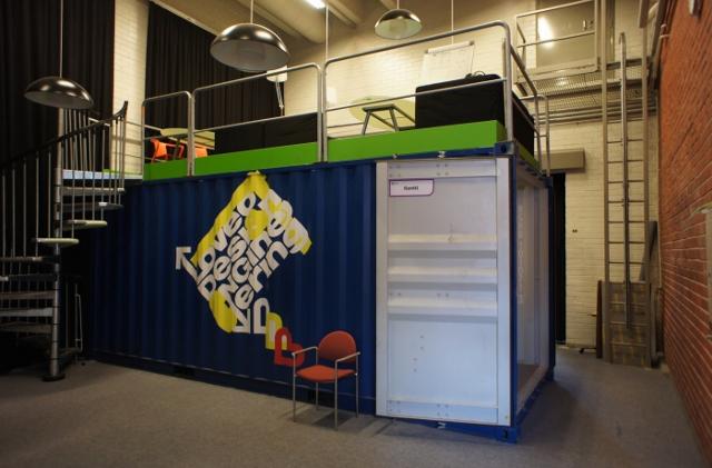 Venture Garage - mūsu komandas treileris